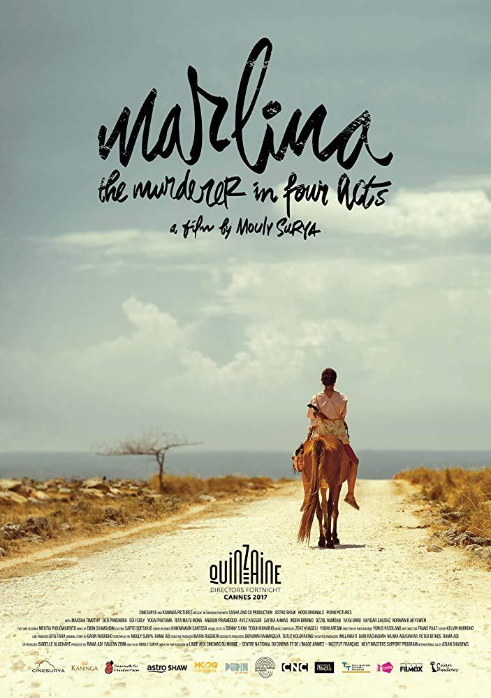 دانلود فیلم Marlina The Murderer In Four Acts 2017