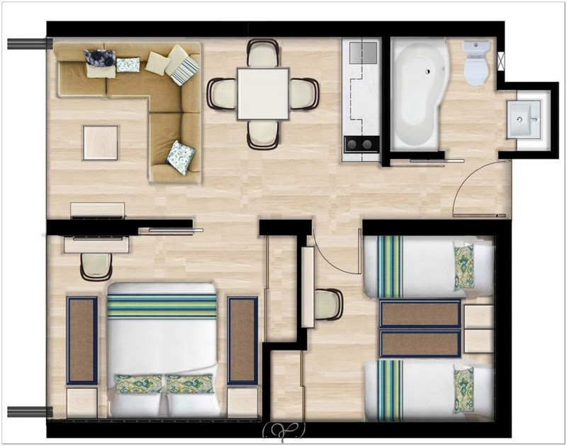 for House plans with pictures inside