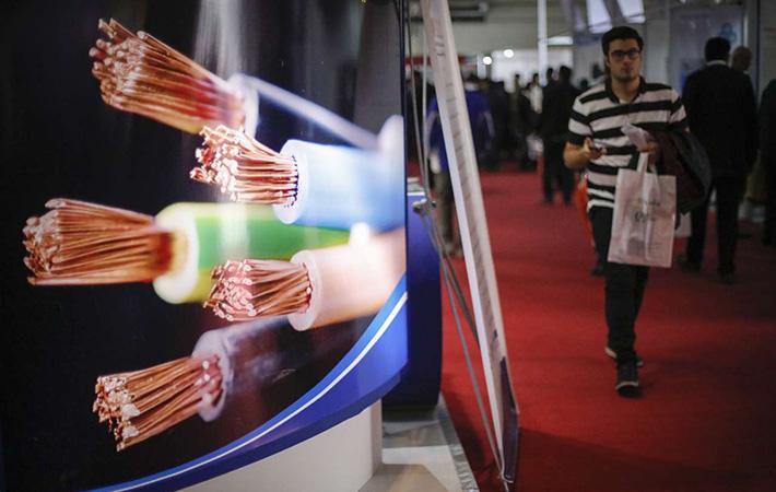 صنایع جدید محصولات خود را به نمایشگاه علم و اقتصاد آوردند