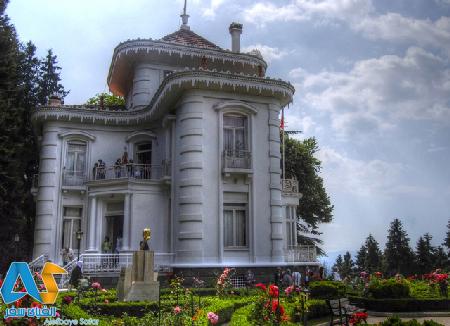 خانه اتاترک در شهر ترابزون - الفبای سفر