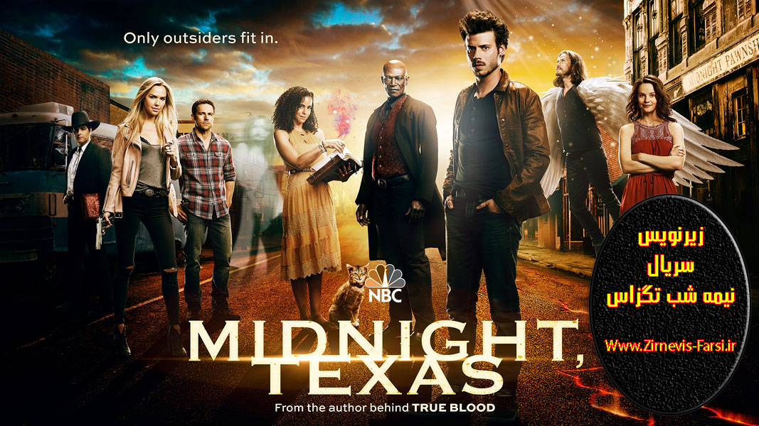 زیرنویس Midnight Texas