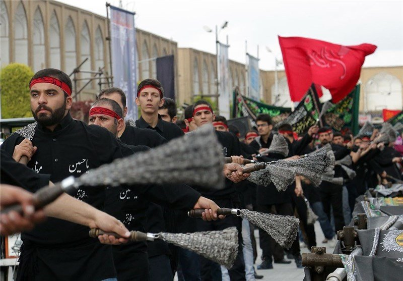 Day of Ashura in Iran 2015