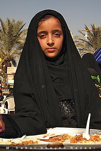 مشکورین یا اهل العراق - اربعین حسینی