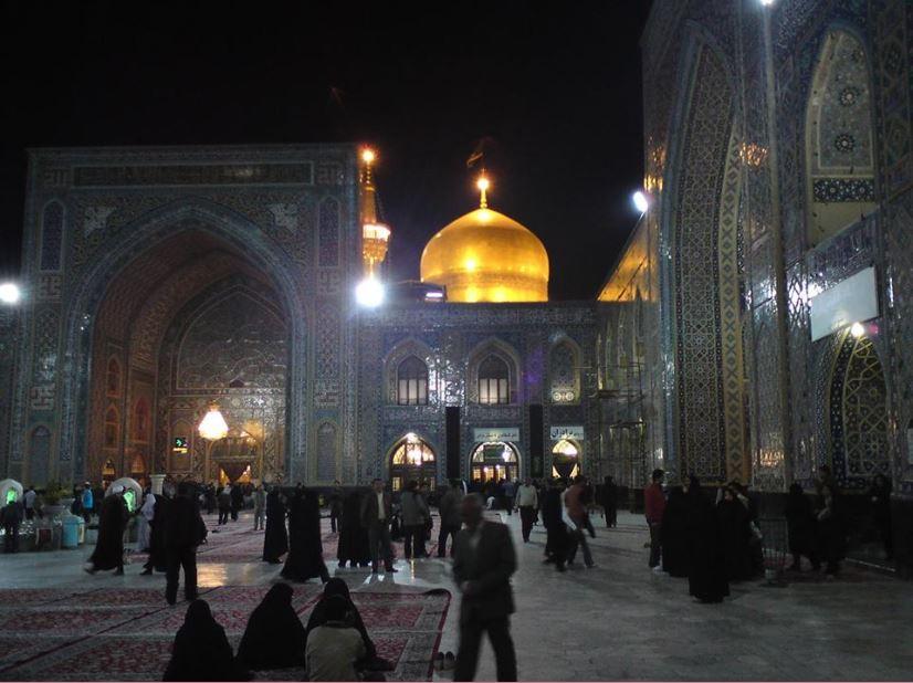 السلام علیک یا علی ابن موسی الرضا المرتضی (علیه السلام)