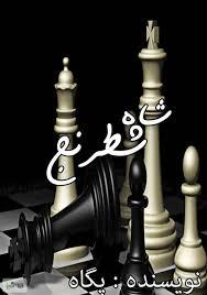 عکس رمان شاه شطرنج pdf و apk