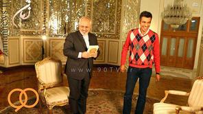 اعتراض به عدم پخش مصاحبه فردوسی پور با ظریف