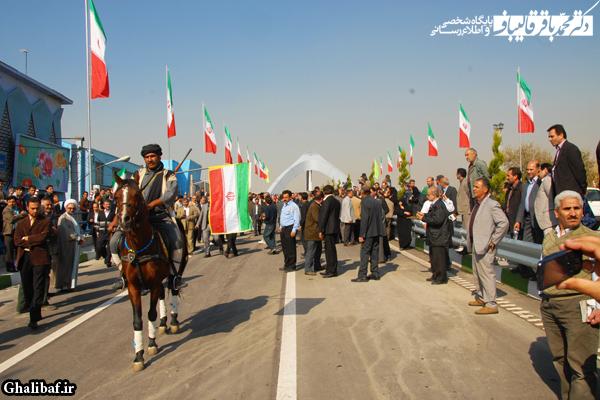 مراسم رونمایی از سامانه مدیریت محلات شهر تهران