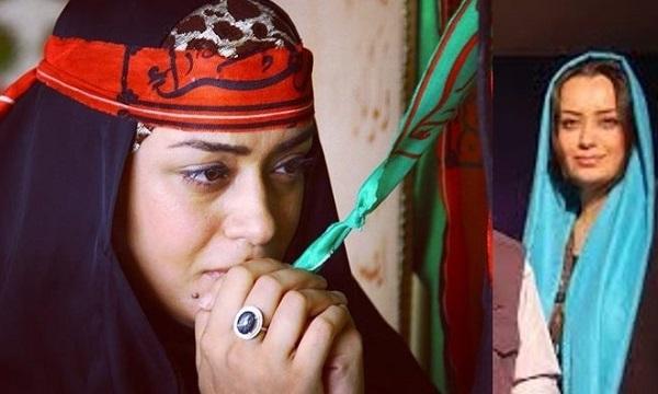 الهام چرخنده ؛از خوانندگی برای اسلام تا سوزاندن چادرش با فندک!