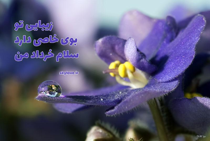 سلام ماه من – سلام خرداد 97