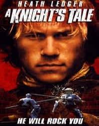 دانلود فیلم حکایت یک سلحشور A Knights Tale 2001 دوبله فارسی