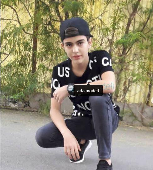 عکس پسر خوشگل خارجی برای پروفایلx