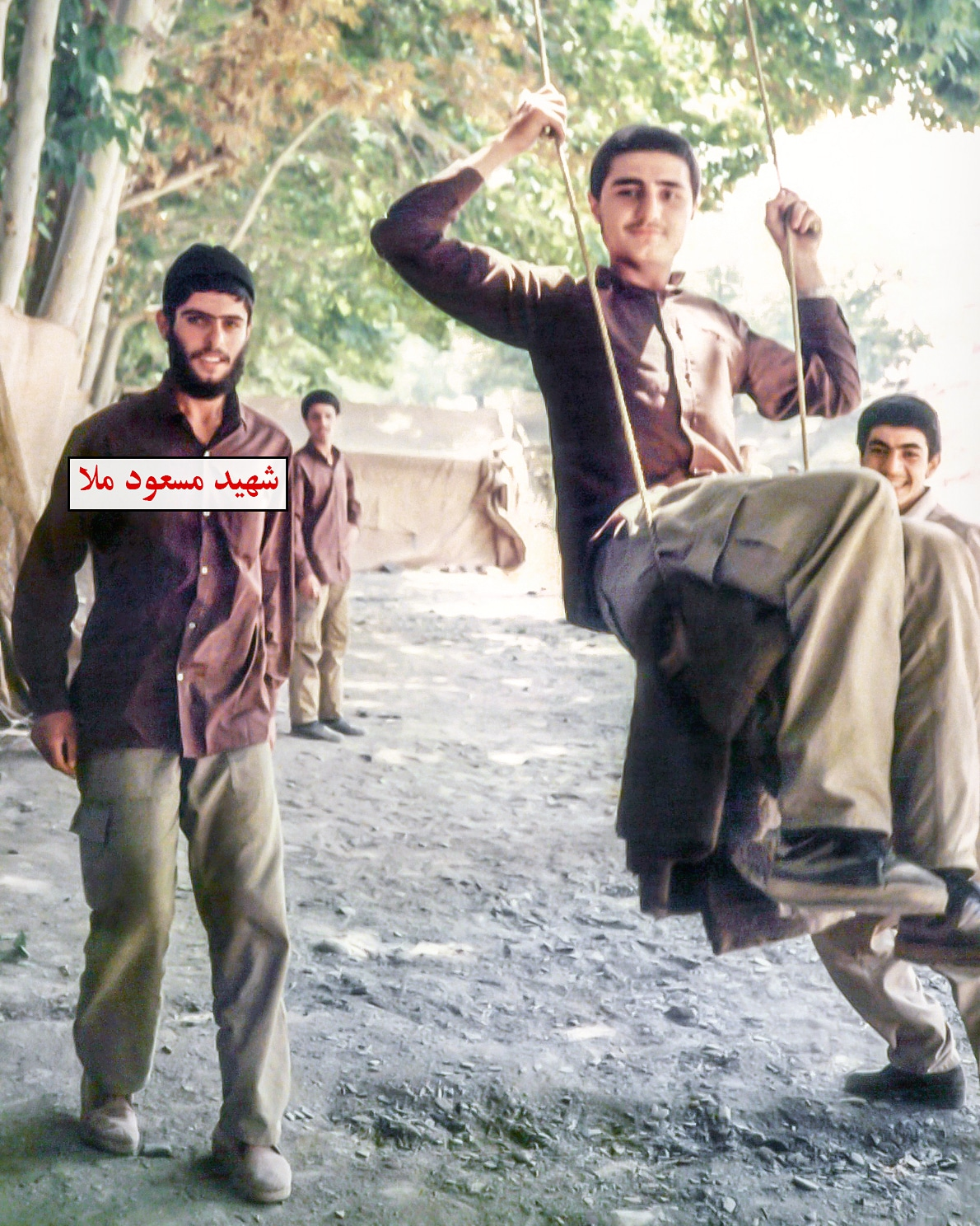 شهید مسعود ملا