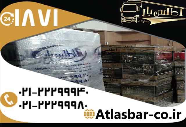 حمل و نقل اسباب و اثاثیه و اسباب کشی در تهران