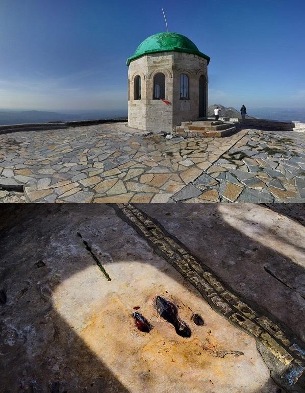 مقام حضرت عباس(ع) در اروپا(آلبانی)