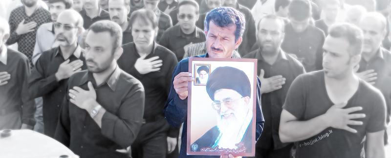 پیاده روی روز اربعین حسینی در شهر بردخون +تصاویر