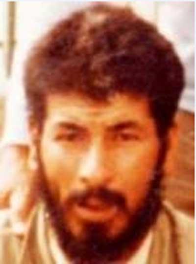 شهید احمدی-حسین