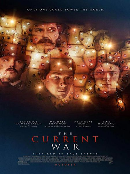 دانلود فیلم The Current War Directors Cut 2017