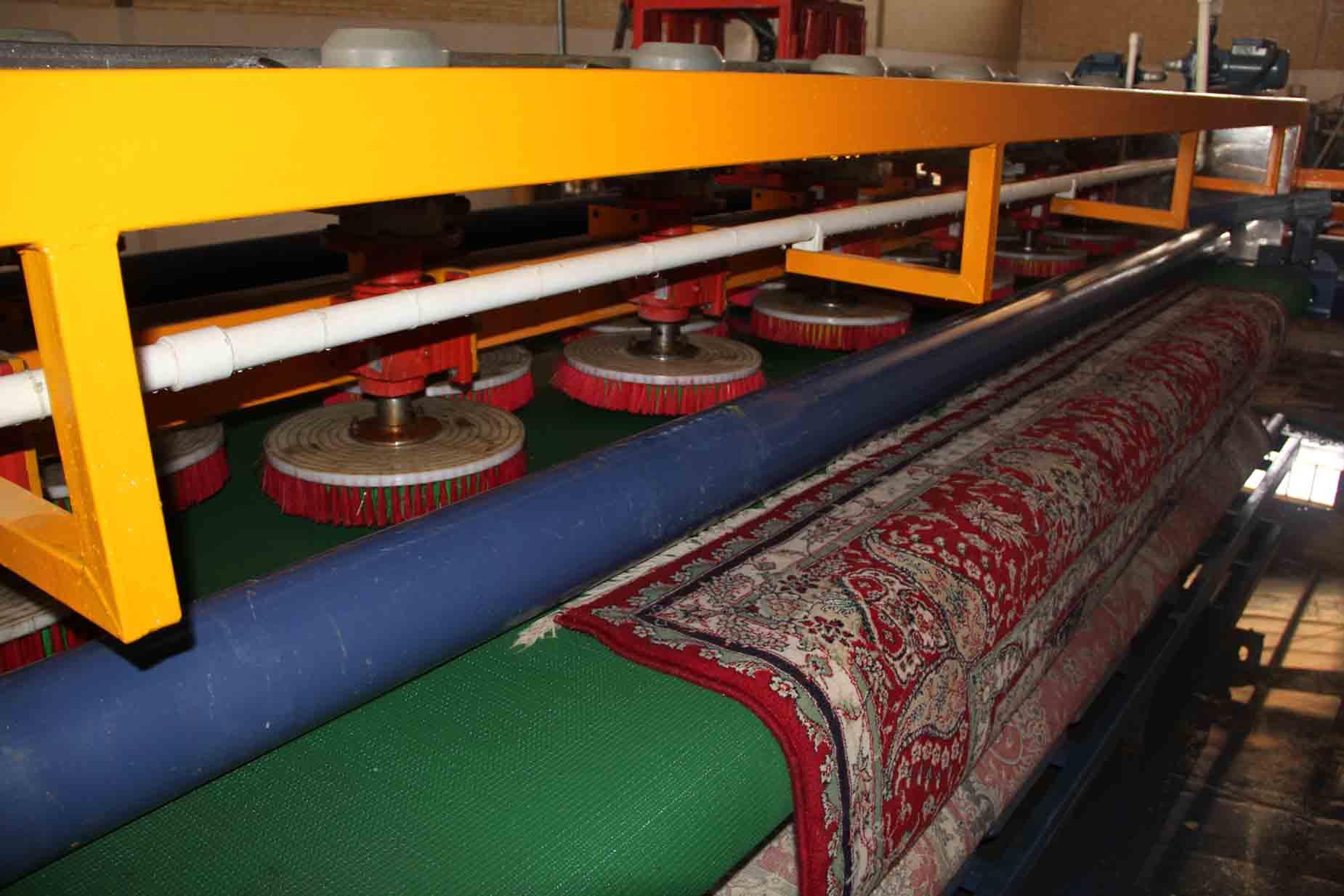دستگاه تمام اتوماتیک قالیشویی
