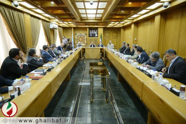 نشست مشترک شهرداران کلانشهرهای کشور