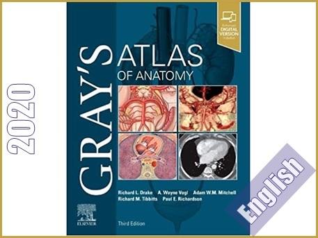 اطلس آناتومی گری  Gray's Atlas of Anatomy