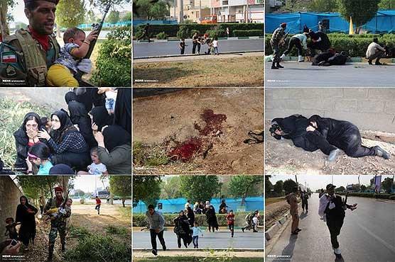 حادثه تروریستی اهواز