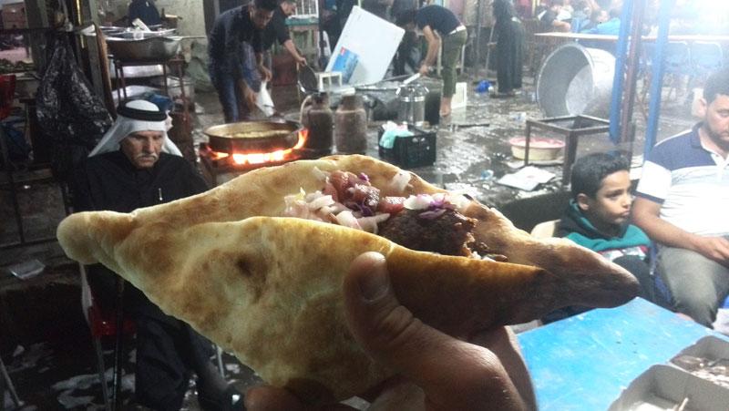 عکس غذاهای اربعین