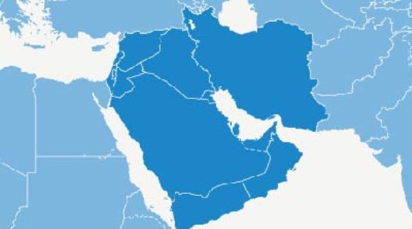 خاورمیانه ژئوپلیتیک نوین و چالشهای ایران و آمریکا ٩