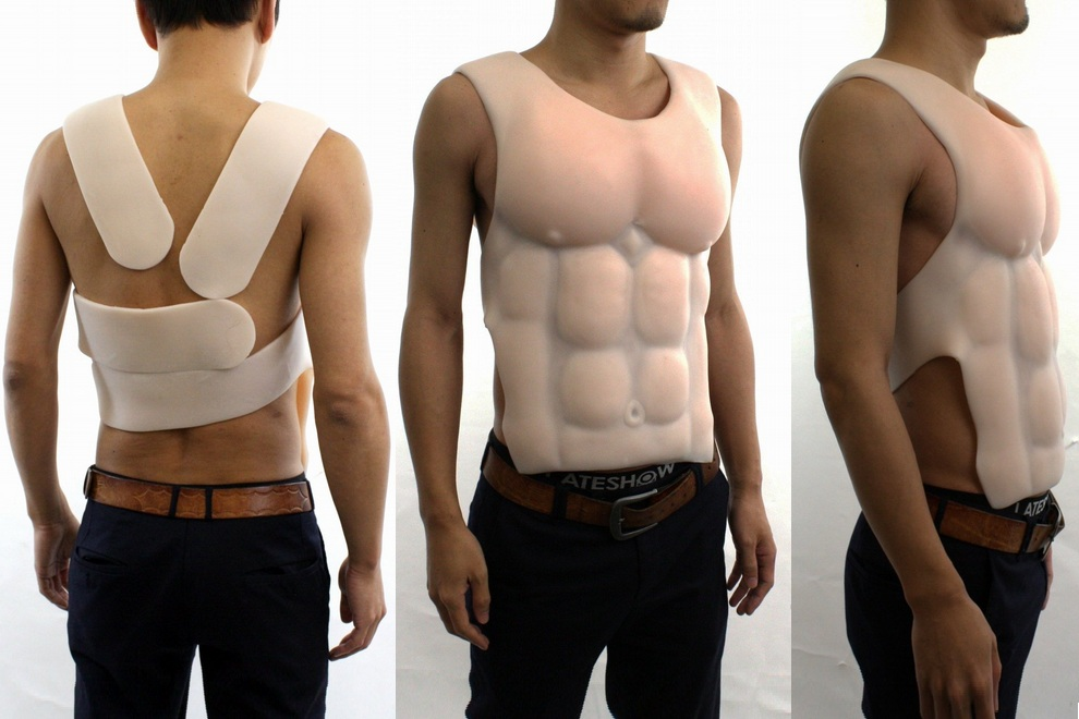 how to get a six pack permenently