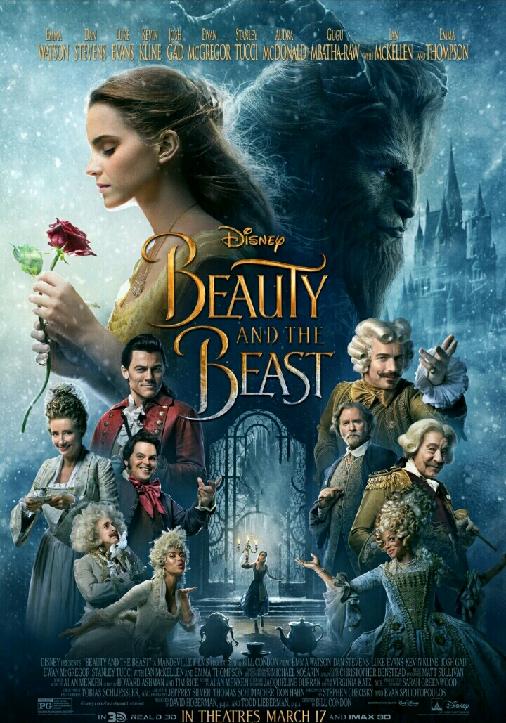 Beauty & the beast-2017