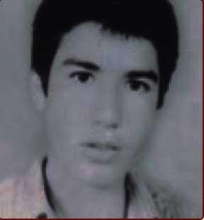 شهید عباسی- قربان محمد