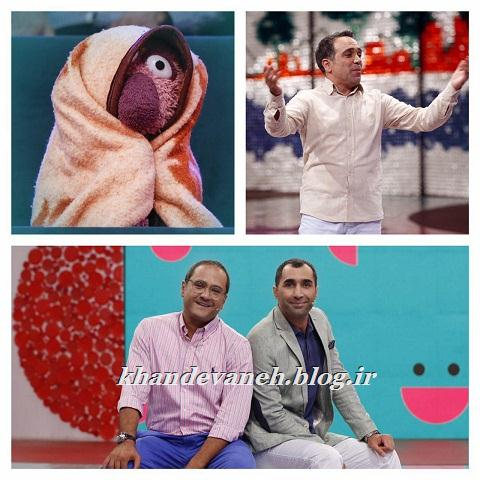 دانلود خندوانه هادی کاظمی و جناب خان | 22 تیر 95 | استند آپ کمدی امیر کربلایی زاده