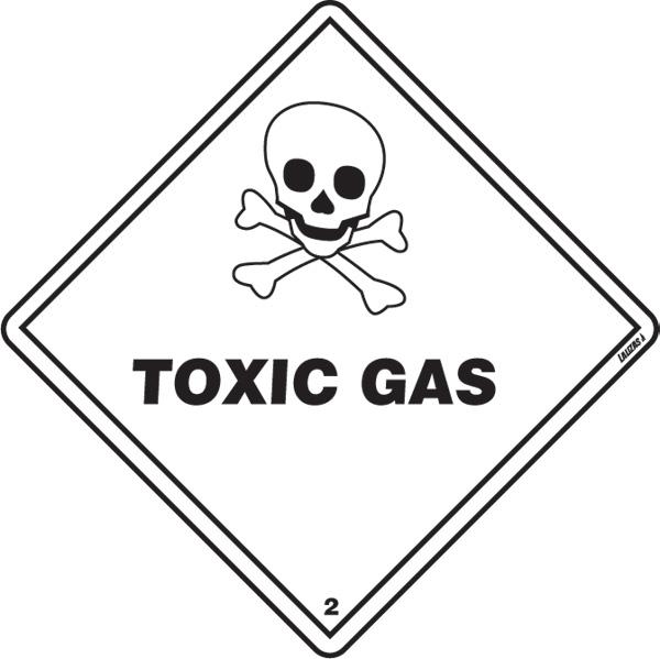 خطر انتشار گاز های سمی