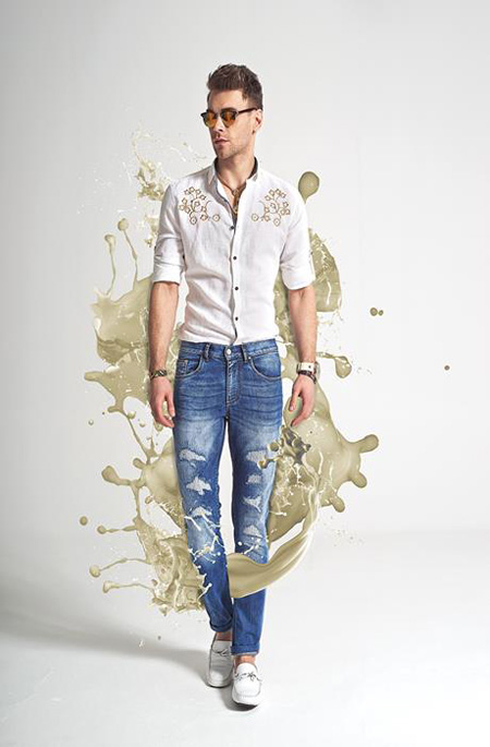 گلچینی از جدیدترین مدل لباس های اسپرت مردانه 2016