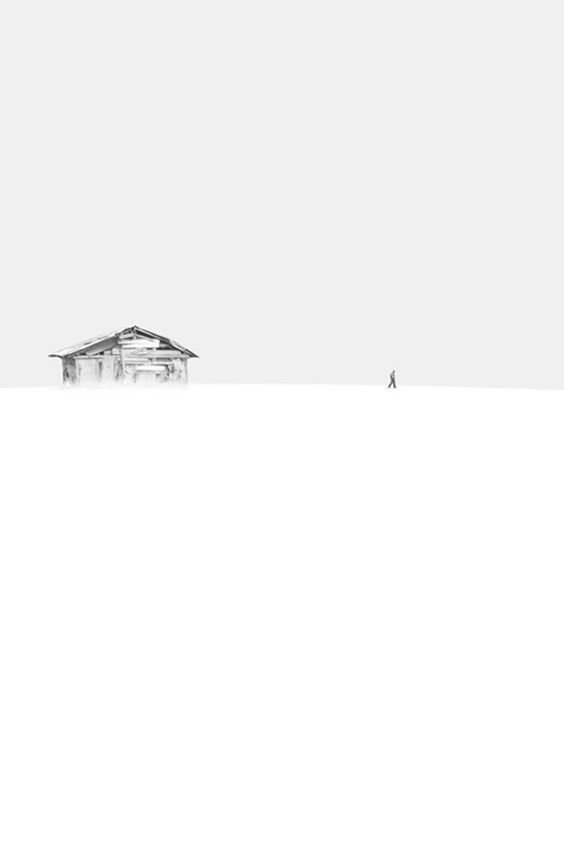 Minimal Photography by Hossein Zare