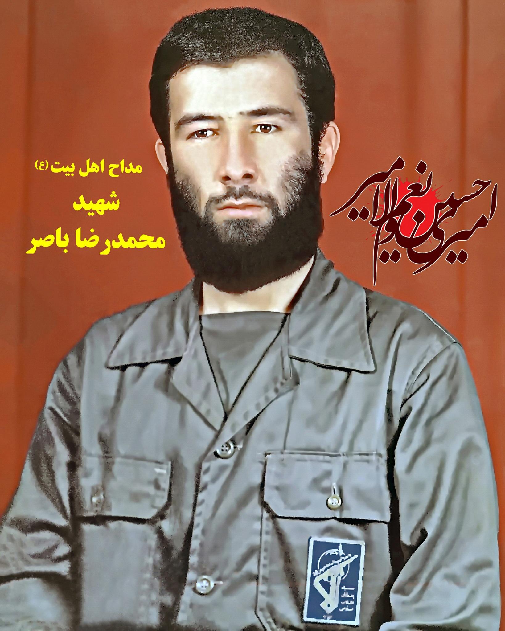 شهید محمد رضا باصر