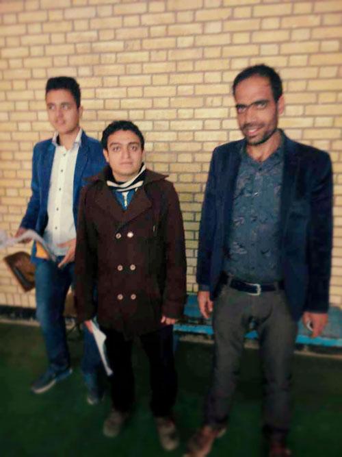 تیم فوتسال مسجدین