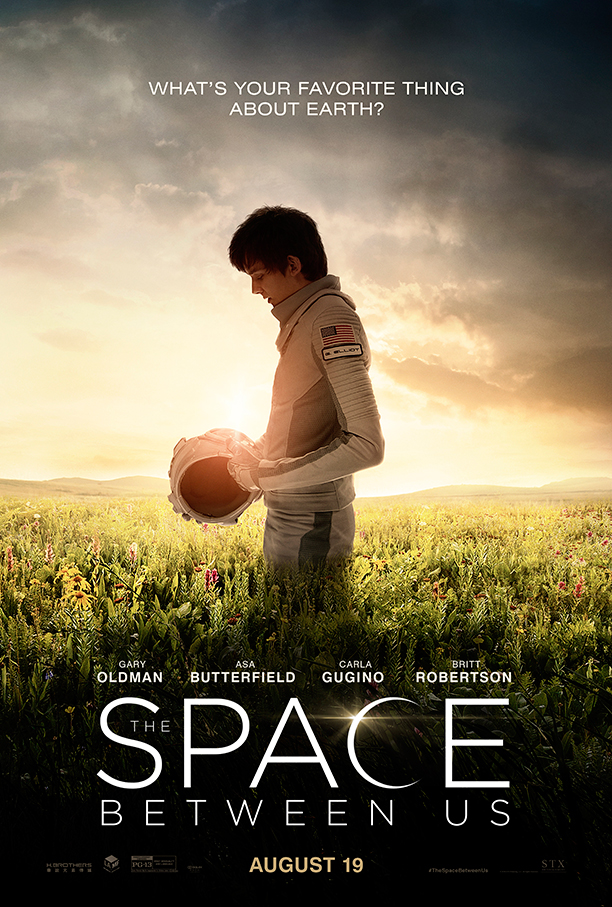 دانلود فیلم The Space Between Us 2016 با لینک مستقیم