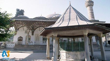 مسجد گلبهار خاتون در ترابزون - الفبای سفر
