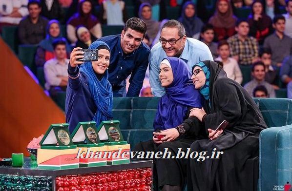 دانلود خندوانه دختران المپیکی ایران 2016 | 3 مرداد 95 | با لینک مستقیم