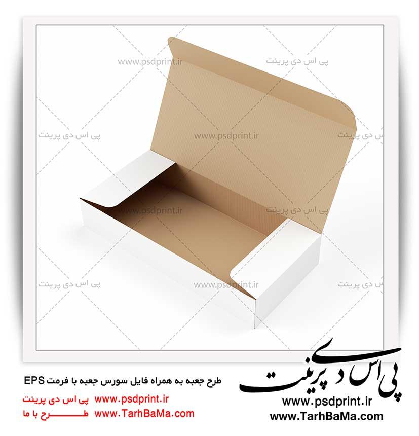 طرح بسته بندی و جعبه