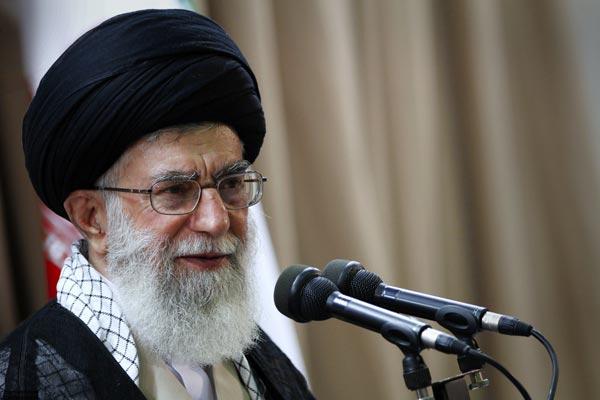 دیدار کارگزاران نظام با رهبر معظم انقلاب