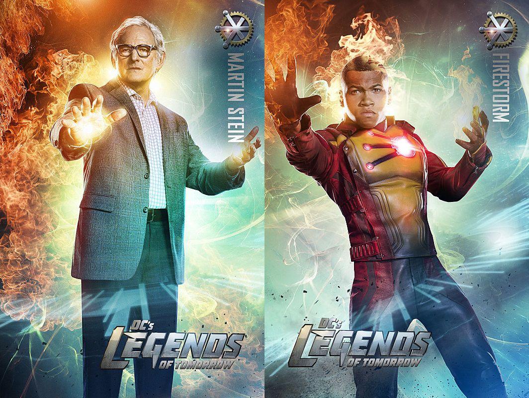 دانلود سریال افسانه های فردا DC's Legends of Tomorrow فصل 3 سوم