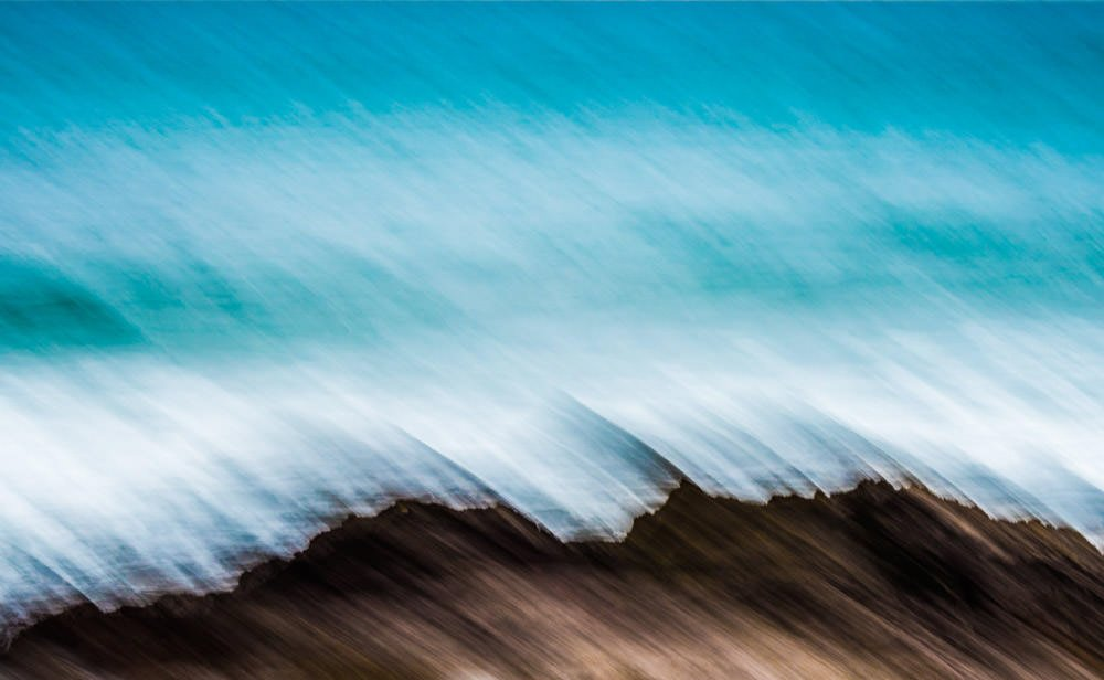 Maz Mahjoobi Abstract Photography | Water Abstract Collection
