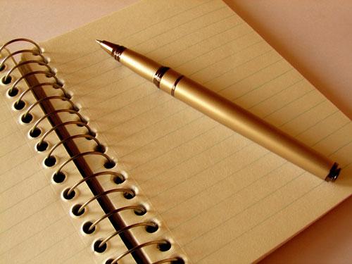 هدف از نوشتن!