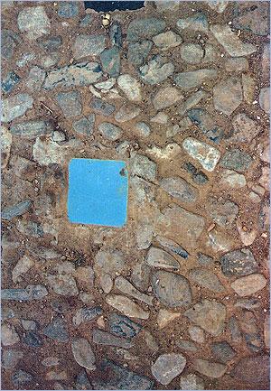 اولین سنگ قبر سهراب سپهری