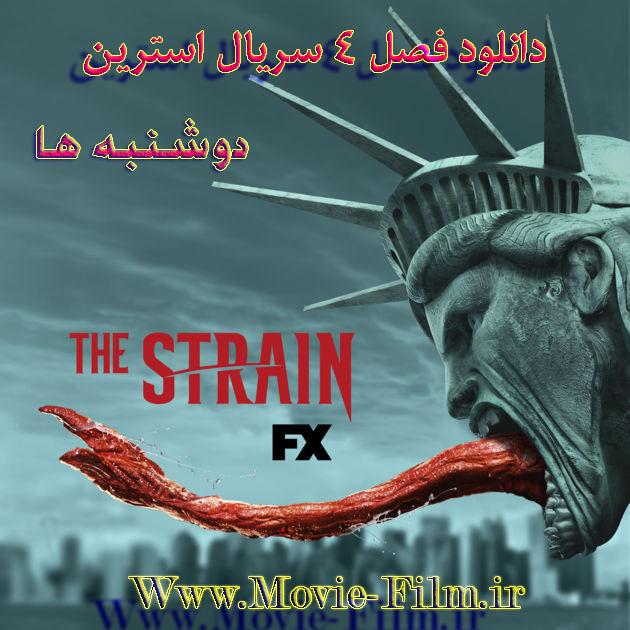دانلود فصل 4 سریال استرین the Strain season 4