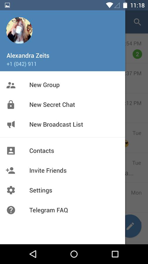 امکانات+تلگرام+پلاس