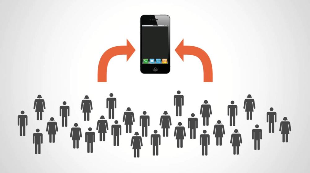 بازاریابی بانک موبایل مشاغل