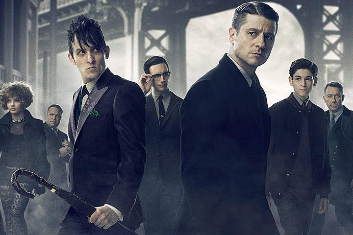 دانلود فصل 3 سریال گاتهام Gotham sc3