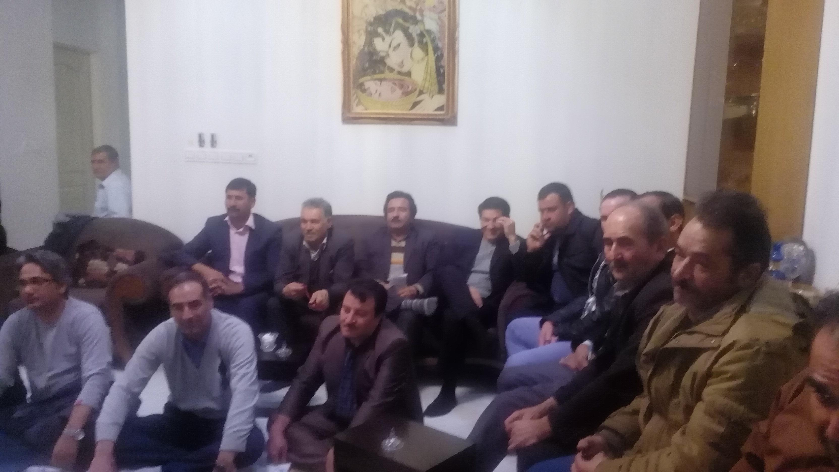 اجماع اصلاح طلبان و حامیان دولت تدبیر و امید در شهرستان درگز